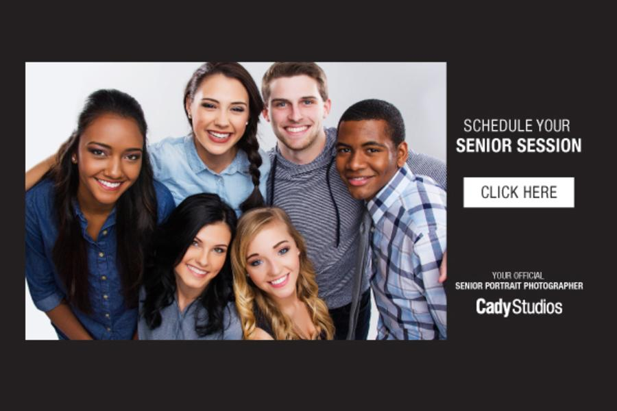 Schedule Your Senior Portrait Session Here