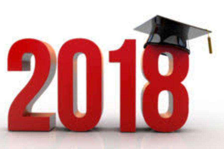 2018 Graduation Date, Friday, May 25th, 8:00am Infinite Energy Center, Duluth
